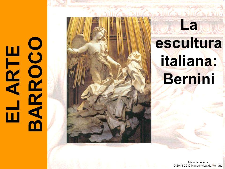 La escultura italiana: Bernini