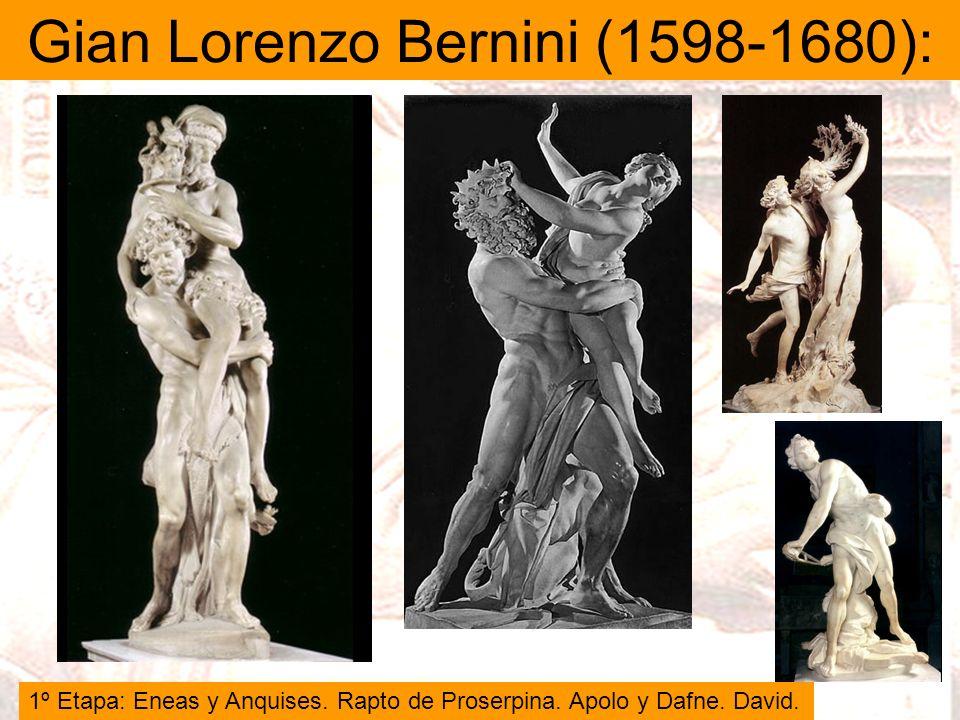 Gian Lorenzo Bernini (1598-1680):