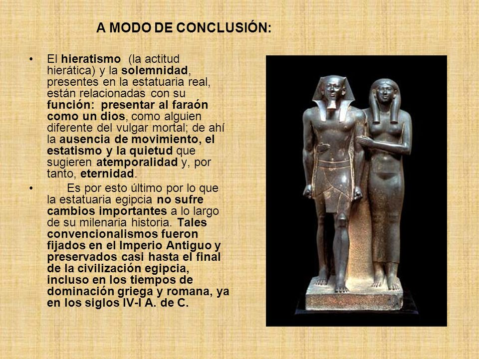 A MODO DE CONCLUSIÓN: