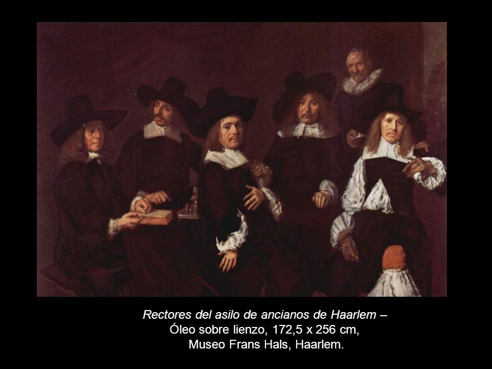 Rectores del asilo de ancianos de Haarlem –