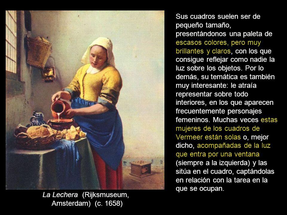 La Lechera (Rijksmuseum,
