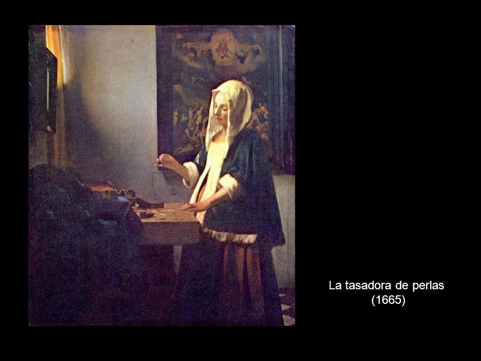 La tasadora de perlas (1665)