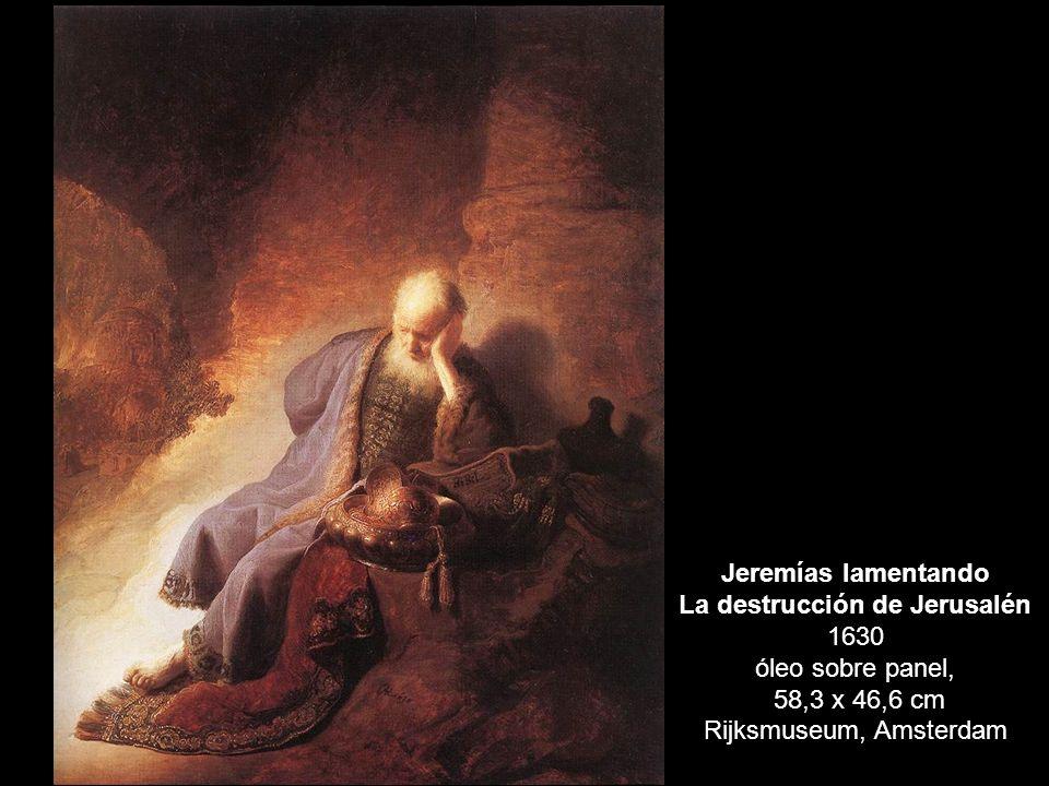 La destrucción de Jerusalén