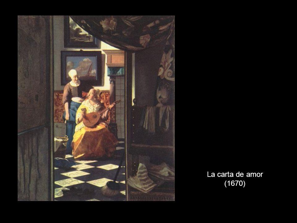 La carta de amor (1670)