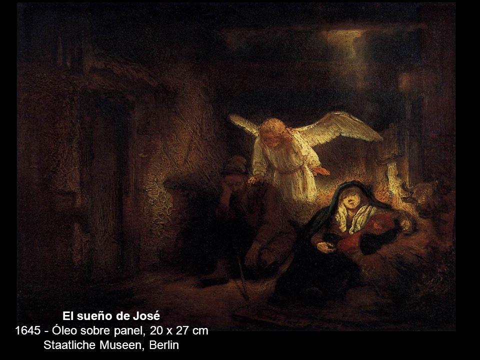 1645 - Óleo sobre panel, 20 x 27 cm Staatliche Museen, Berlin