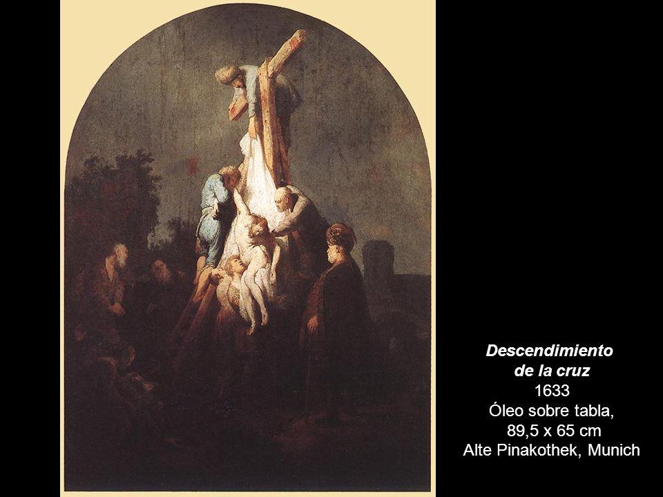 de la cruz 1633 Óleo sobre tabla,
