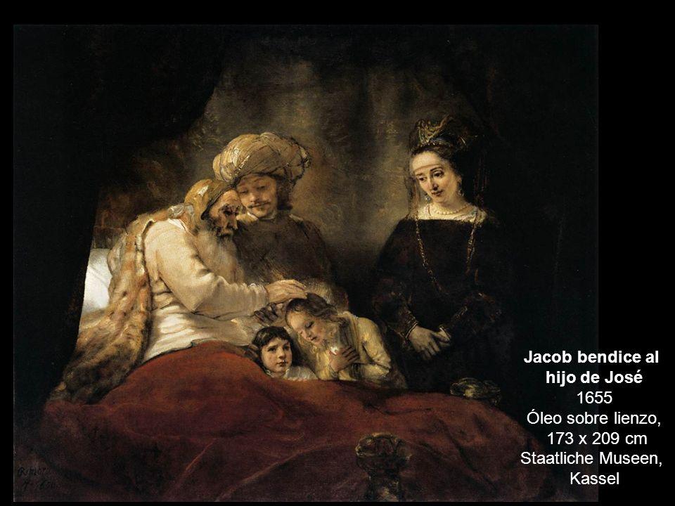 hijo de José 1655 Óleo sobre lienzo,