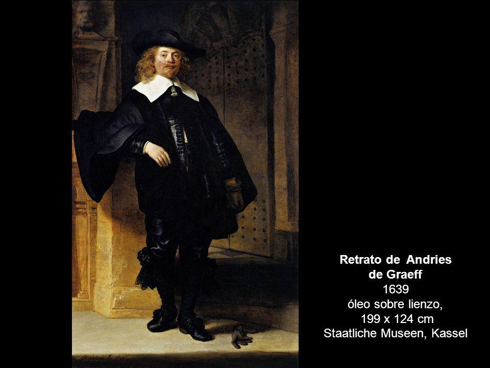 de Graeff 1639 óleo sobre lienzo,