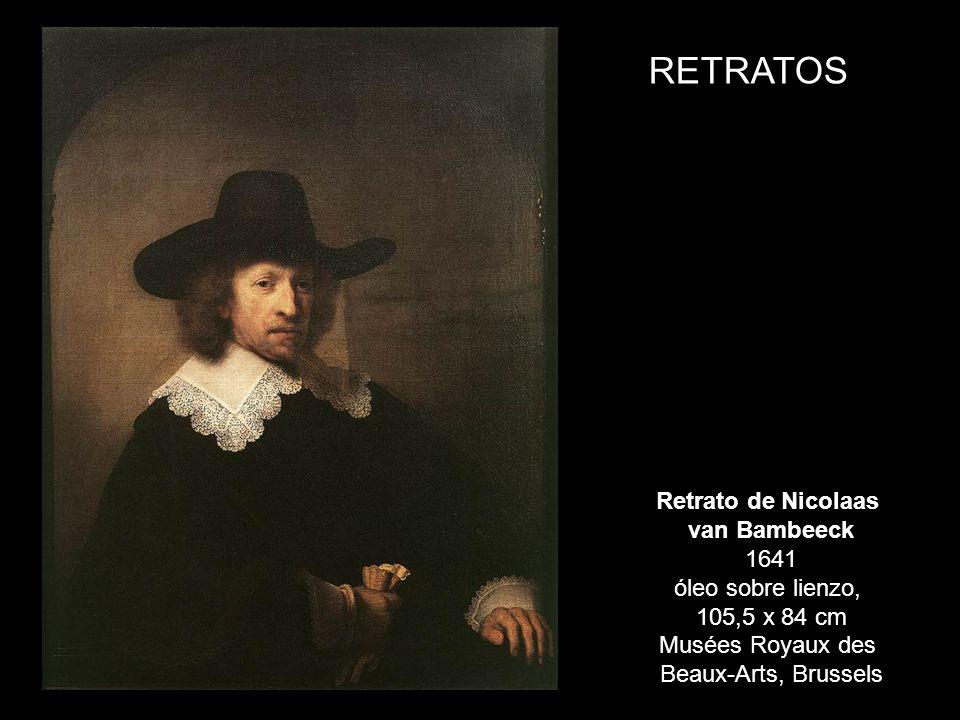 van Bambeeck 1641 óleo sobre lienzo,