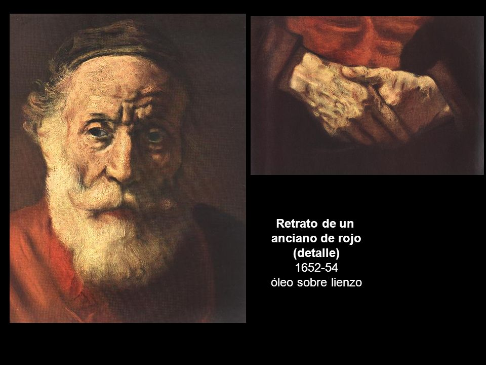 (detalle) 1652-54 óleo sobre lienzo