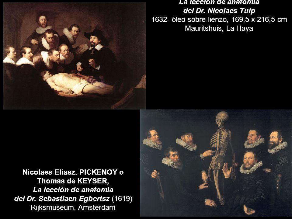 Nicolaes Eliasz. PICKENOY o Thomas de KEYSER,