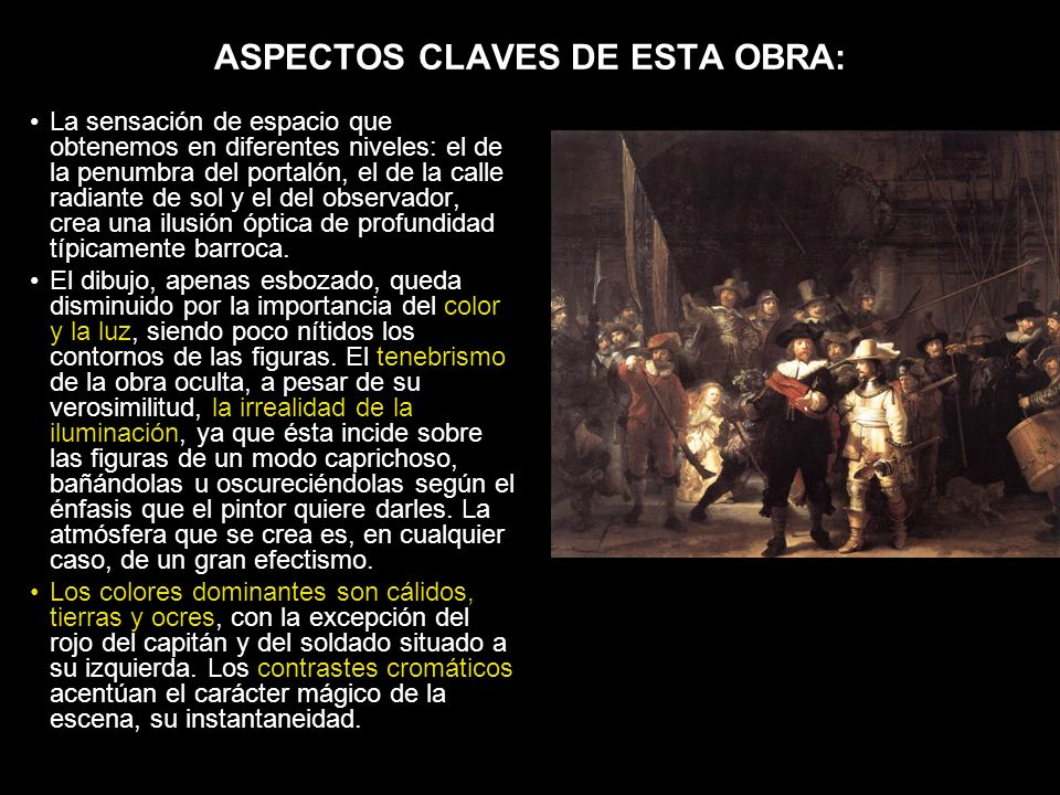 ASPECTOS CLAVES DE ESTA OBRA: