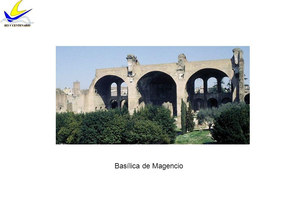 Basílica de Magencio