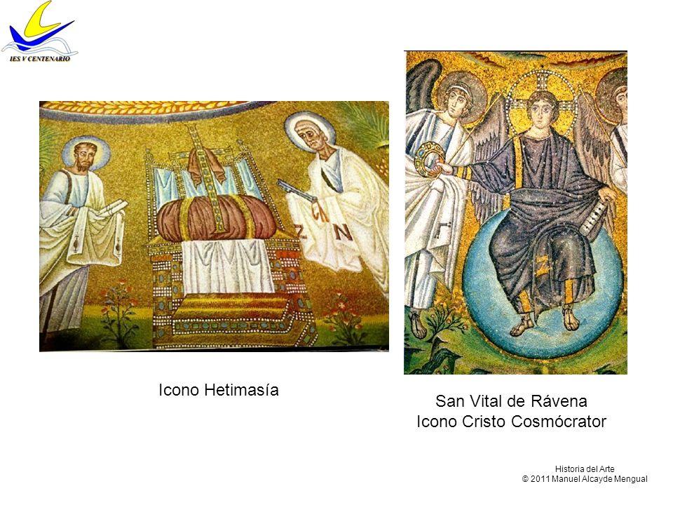 Icono Cristo Cosmócrator