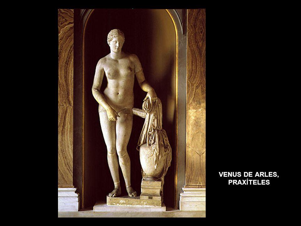 VENUS DE ARLES, PRAXÍTELES