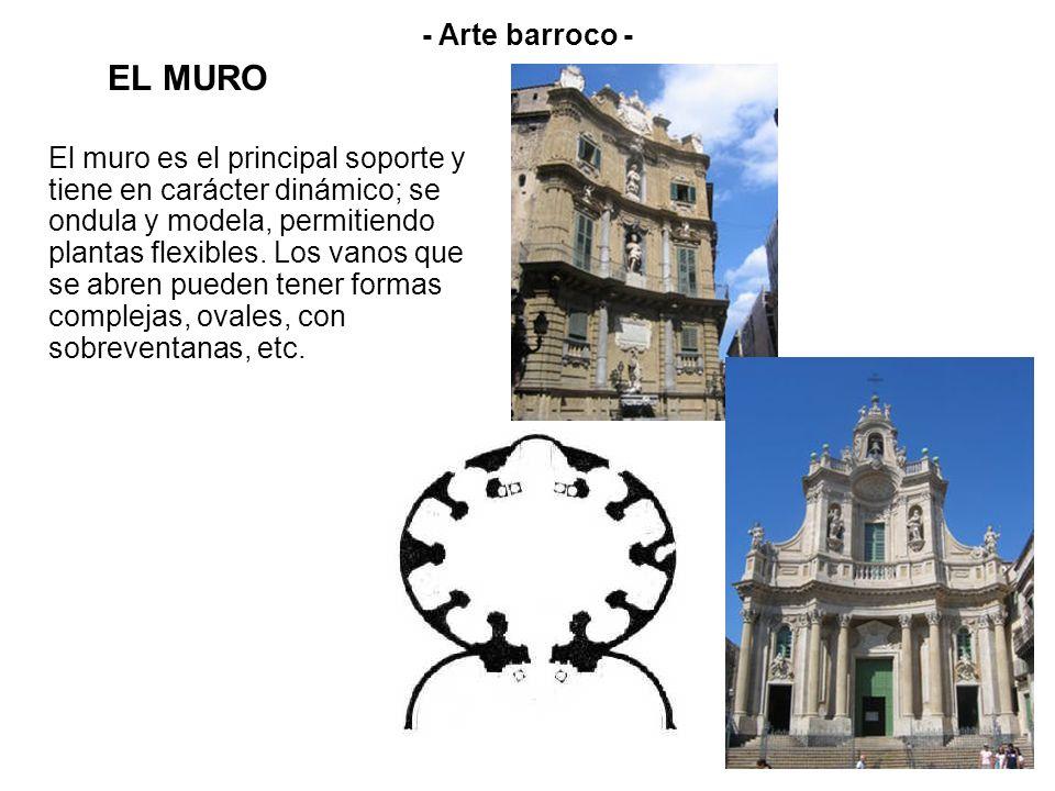 - Arte barroco - EL MURO.