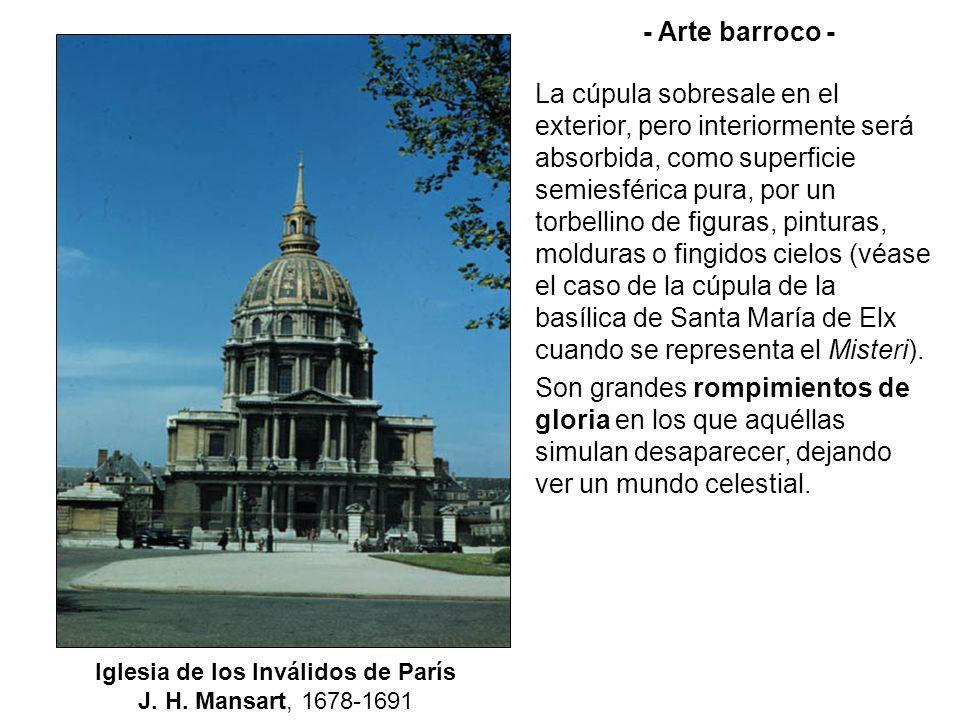 Iglesia de los Inválidos de París