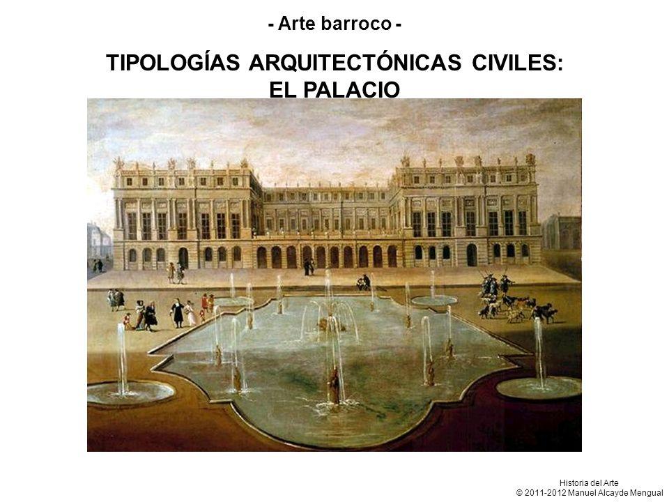 TIPOLOGÍAS ARQUITECTÓNICAS CIVILES: