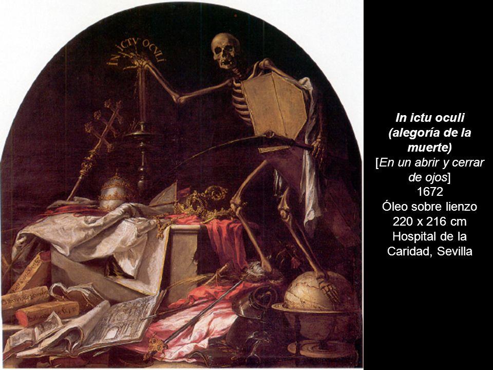In ictu oculi (alegoría de la muerte)