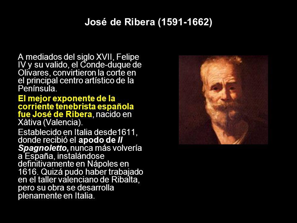 José de Ribera (1591-1662)