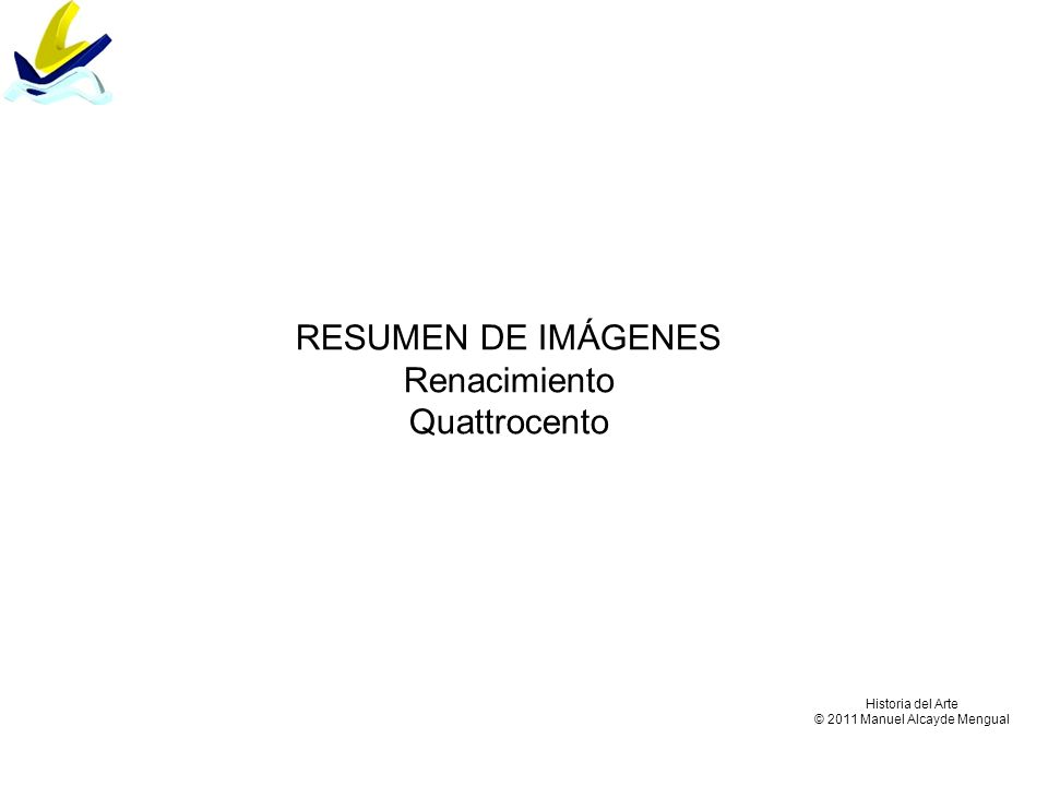 © 2011 Manuel Alcayde Mengual