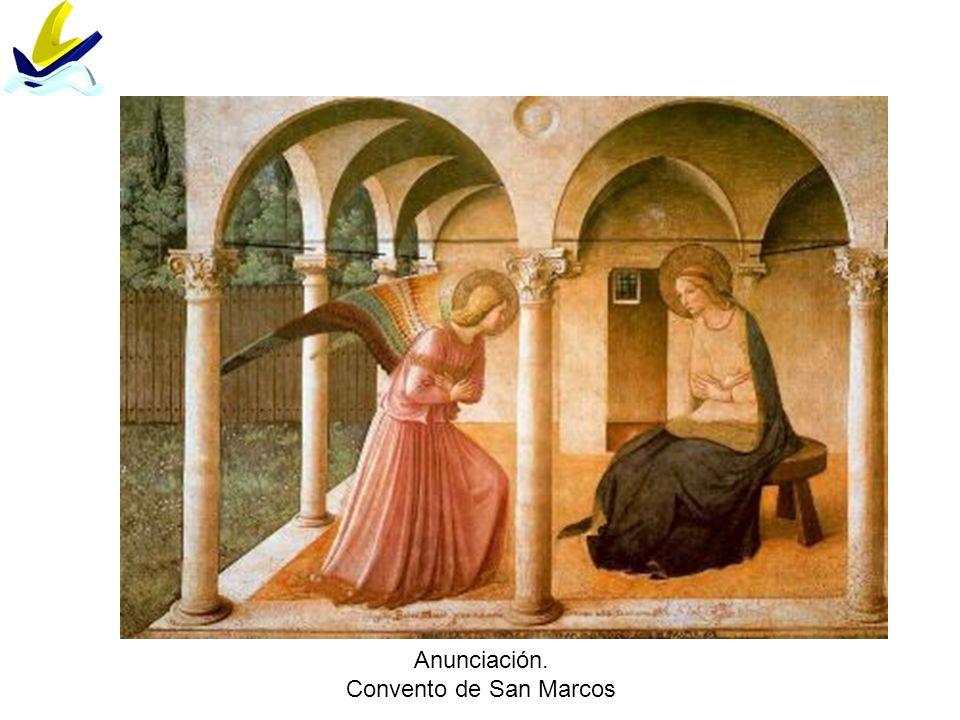 Anunciación. Convento de San Marcos