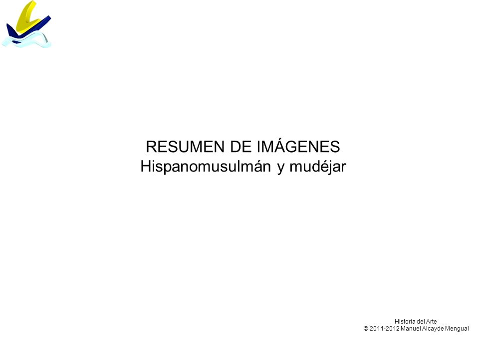 Hispanomusulmán y mudéjar