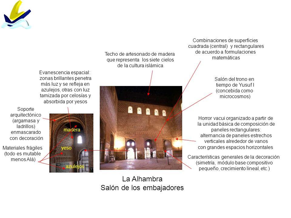 Salón de los embajadores