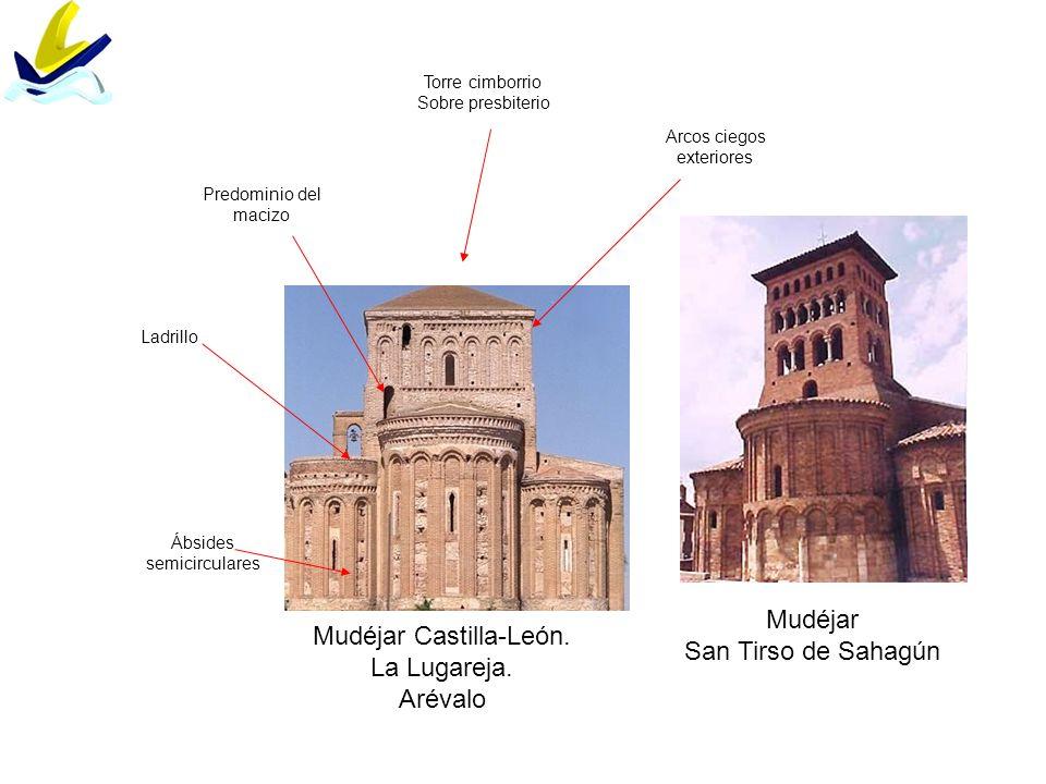 Mudéjar Castilla-León.