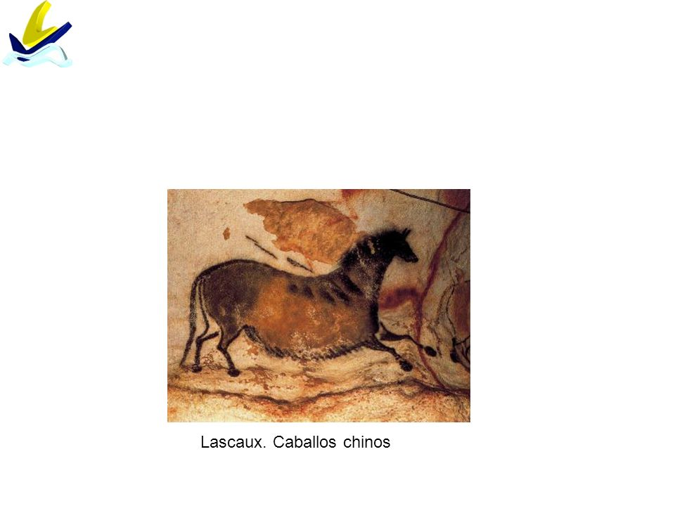 Lascaux. Caballos chinos
