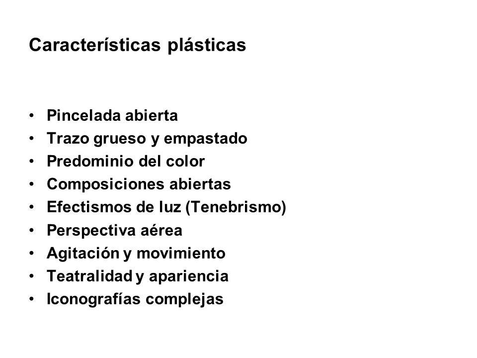 Características plásticas