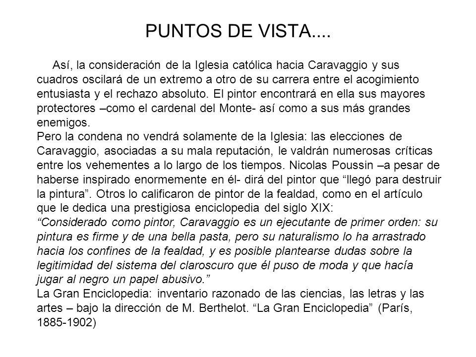 PUNTOS DE VISTA....
