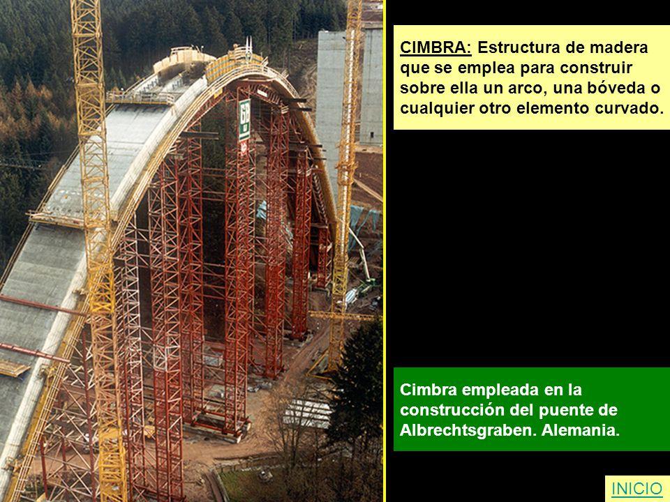CIMBRA: Estructura de madera