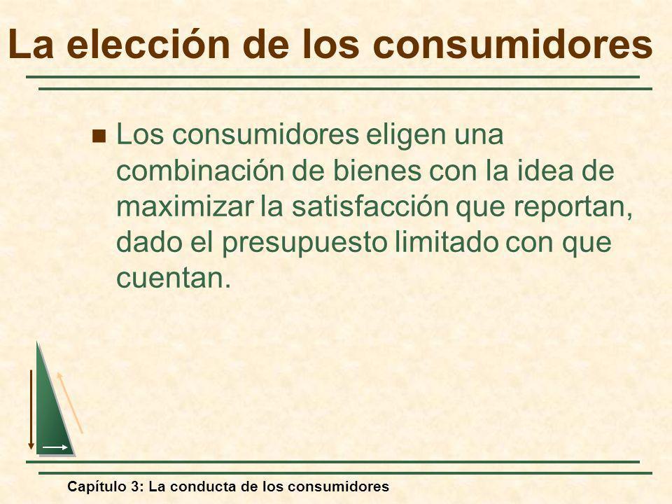 La elección de los consumidores