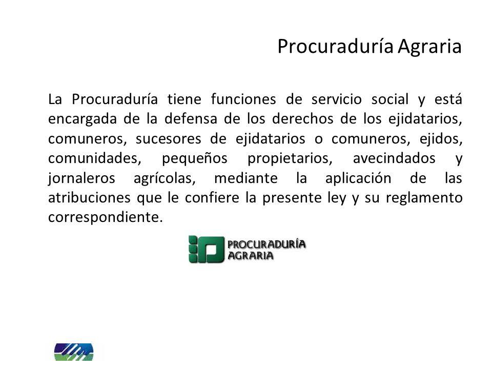 Procuraduría Agraria