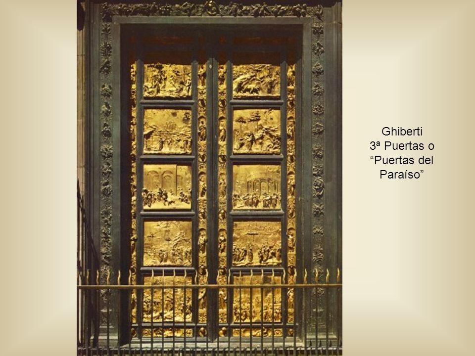 3ª Puertas o Puertas del Paraíso