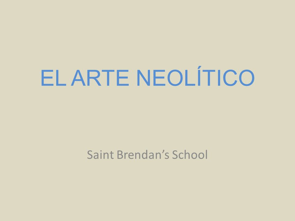 Saint Brendan's School