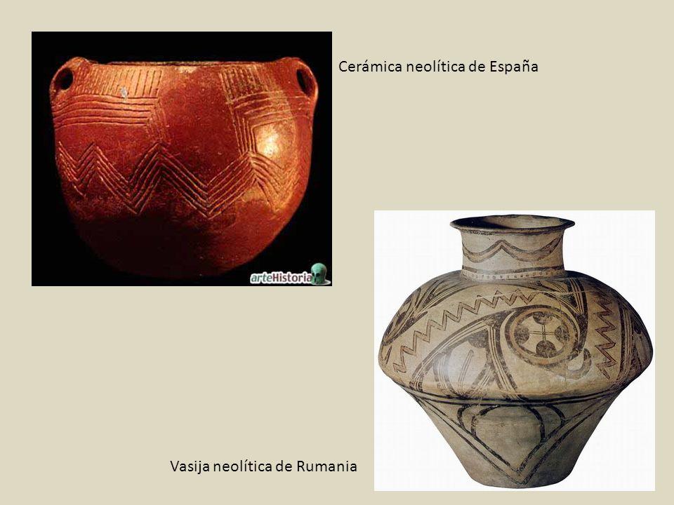 Cerámica neolítica de España