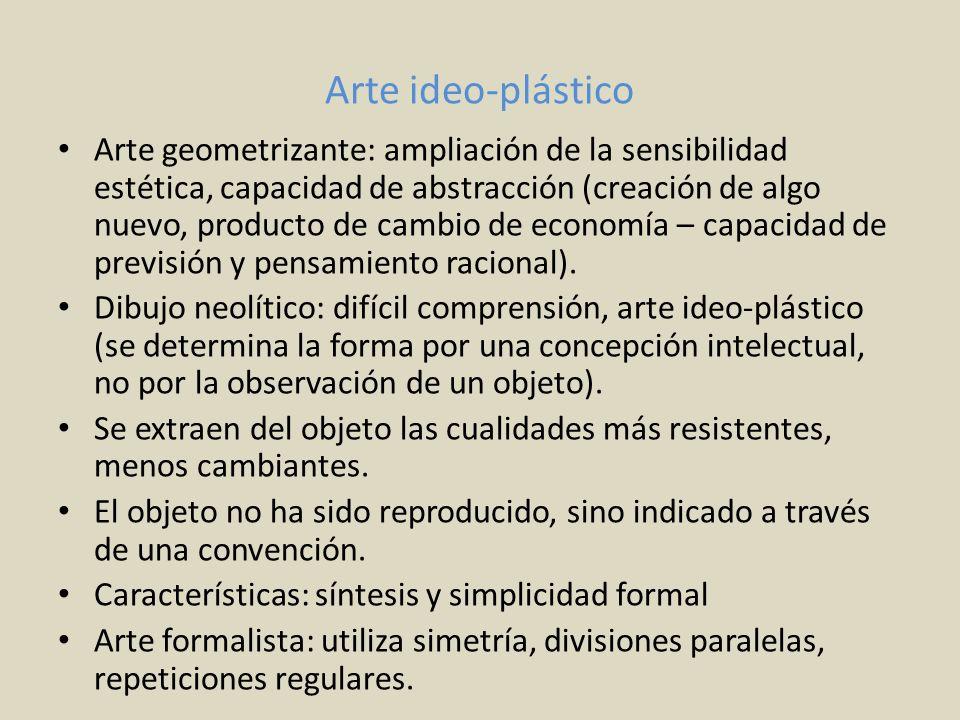 Arte ideo-plástico