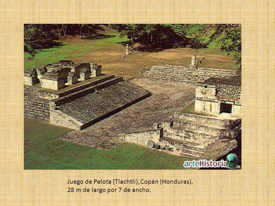 Juego de Pelota (Tlachtli), Copán (Honduras).