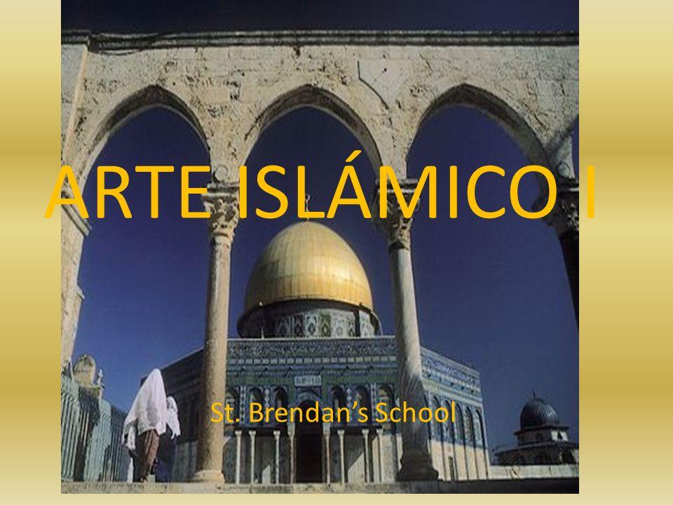 ARTE ISLÁMICO I St. Brendan's School