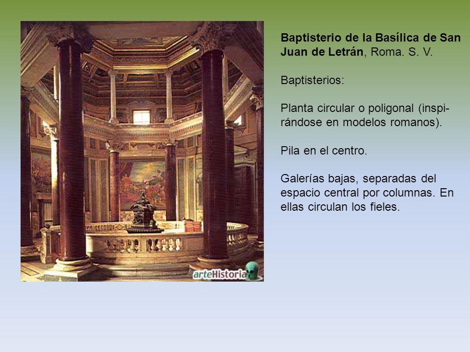 Baptisterio de la Basílica de San