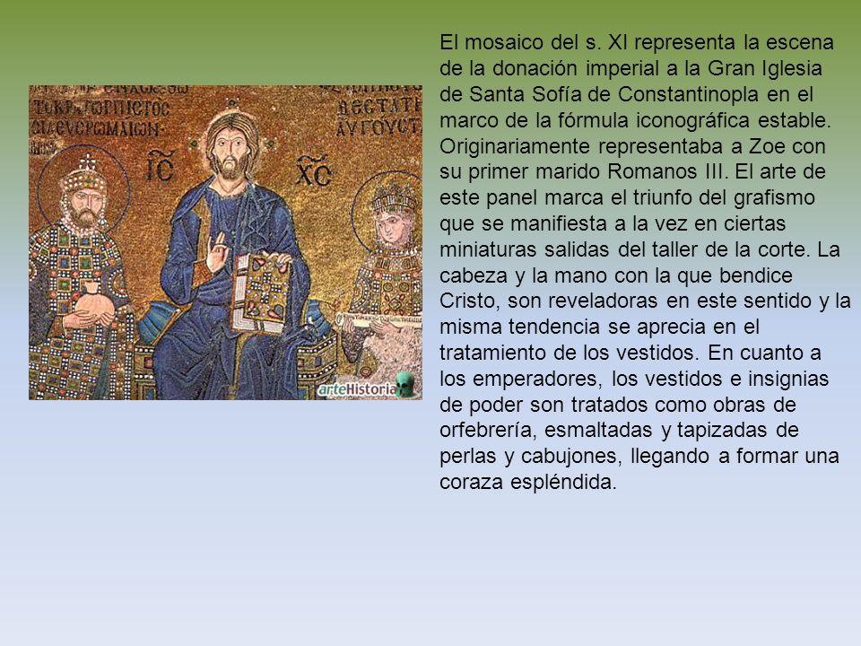 El mosaico del s.