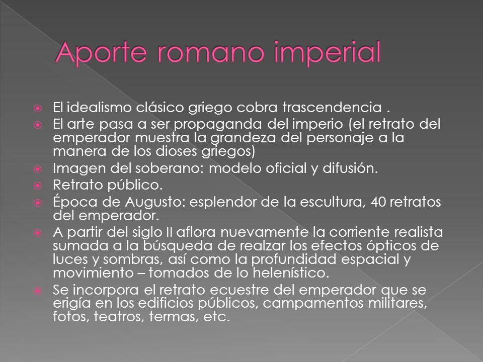 Aporte romano imperial