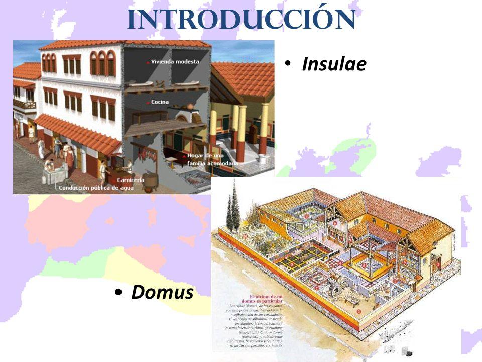 Introducción Insulae Domus