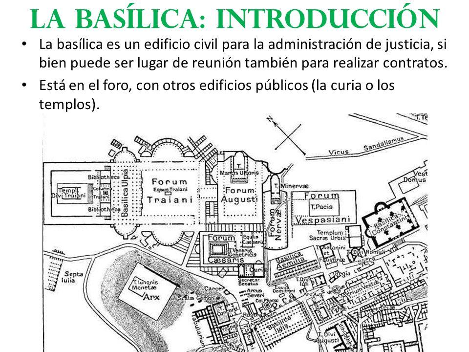La Basílica: Introducción