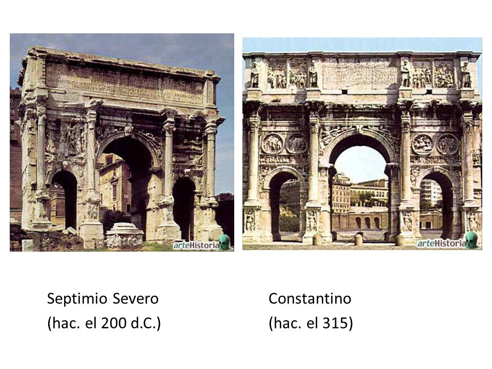 Septimio Severo Constantino