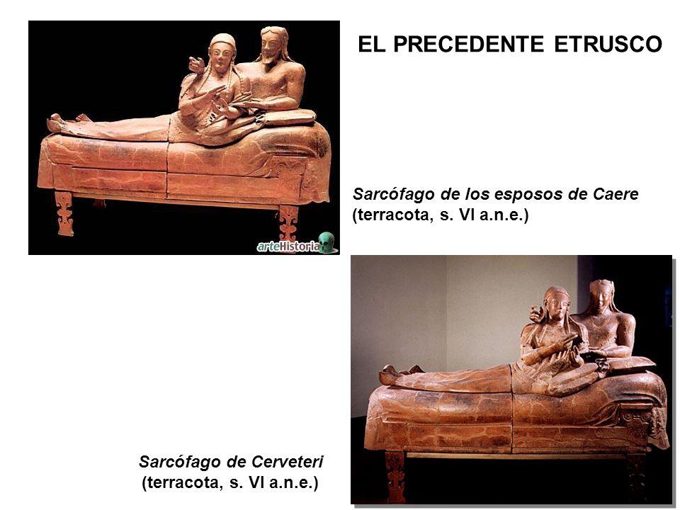 Sarcófago de Cerveteri (terracota, s. VI a.n.e.)