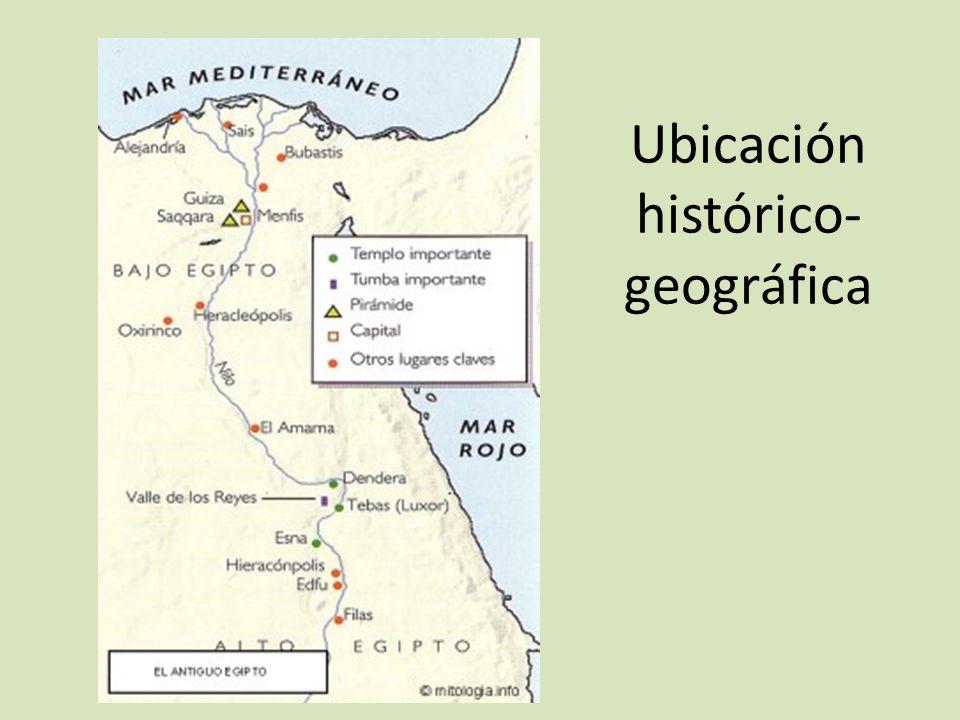 Ubicación histórico-geográfica