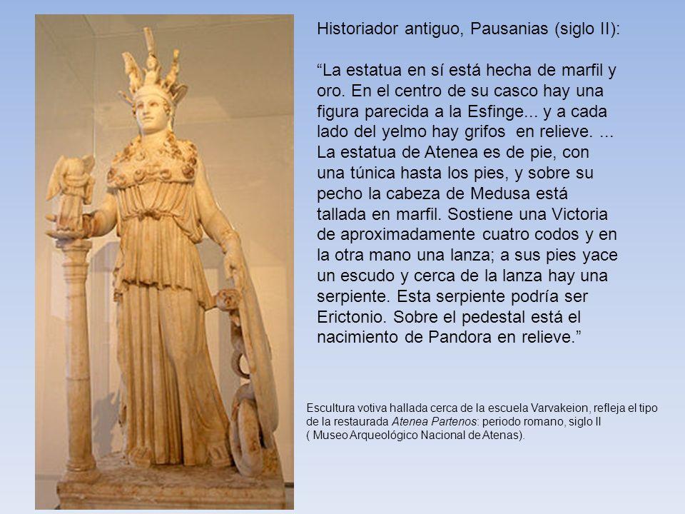 Historiador antiguo, Pausanias (siglo II):